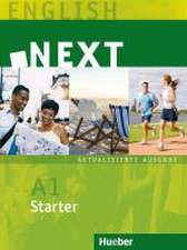 NEXT Starter. Student's Book Paket