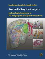 Liver and Biliary Tract Surgery: Embryological Anatomy to 3D-Imaging and Transplant Innovations