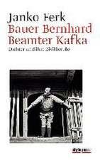 Bauer Bernhard. Beamter Kafka