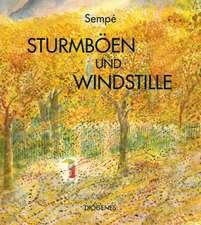 Sturmböen und Windstille