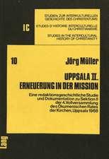 Uppsala II. Erneuerung in Der Mission