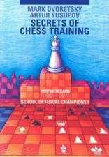 Secrets of Chess Training: School of Future Chess Champions