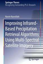 Improving Infrared-Based Precipitation Retrieval Algorithms Using Multi-Spectral Satellite Imagery