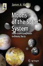 Moons of the Solar System: From Giant Ganymede to Dainty Dactyl