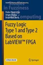 Fuzzy Logic Type 1 and Type 2 Based on LabVIEW™ FPGA