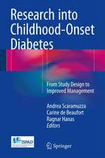 Research into Childhood-Onset Diabetes: From Study Design to Improved Management