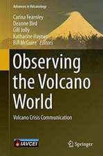 Observing the Volcano World: Volcano Crisis Communication