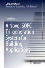 A Novel SOFC Tri-generation System for Building Applications