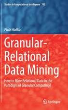 Granular-Relational Data Mining: How to Mine Relational Data in the Paradigm of Granular Computing?