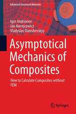 Asymptotical Mechanics of Composites: Modelling Composites without FEM