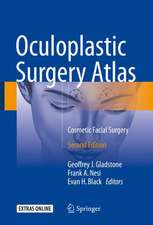 Oculoplastic Surgery Atlas  : Cosmetic Facial Surgery