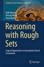 Reasoning with Rough Sets: Logical Approaches to Granularity-Based Framework