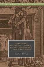 Chaucerotics: Uncloaking the Language of Sex in The Canterbury Tales and Troilus and Criseyde