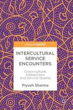 Intercultural Service Encounters: Cross-cultural Interactions and Service Quality