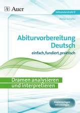 Dramen analysieren und interpretieren