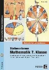 Stationenlernen Mathematik 7. Klasse