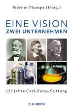 Eine Vision - zwei Unternehmen
