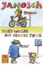 Tiger und Bär auf großer Tour: 5 - 6 ani