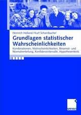 Grundlagen statistischer Wahrscheinlichkeiten: Kombinationen, Wahrscheinlichkeiten, Binomial- und Normalverteilung, Konfidenzintervalle, Hypothesentests