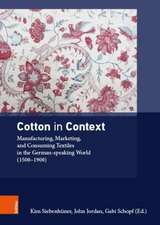 Cotton in Context