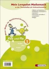 Flex und Flo 3. Mein Lernpaket Mathematik (Verbrauchsmaterial). Alle Bundesländer außer Bayern