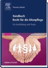 Handbuch Recht für die Altenpflege