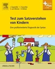 Test des Satzverständnisses bei Kindern (TSVK)