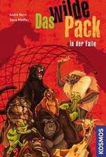 Das wilde Pack 05. Das wilde Pack in der Falle