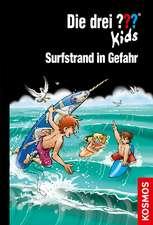 Die drei ??? Kids 73. Surfstrand in Gefahr (drei Fragezeichen)