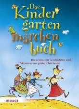 Das Kindergartenmärchenbuch