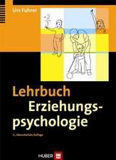 Lehrbuch Erziehungspsychologie