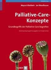 Palliative-Care-Konzepte