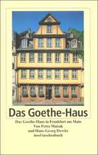 Das Frankfurter Goethe-Haus