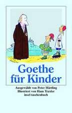 Goethe für Kinder