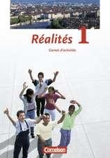Realites 1. Nouvelle Edition. Carnet d'activité