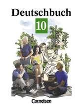 Deutschbuch 10. Neue Rechtschreibung