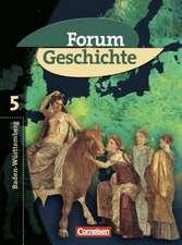 Forum Geschichte 5. Vielfalt und Einheit Europas. Schülerbuch. Gymnasium Baden-Württemberg