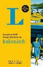 Langenscheidt Power Wörterbuch Italienisch - Buch mit App