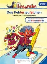 Leserabe: Das Fehlerteufelchen: Bestseller Ravensburger. 2 Lesestufe