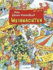Mein kleines Wimmelbuch - Weihnachten