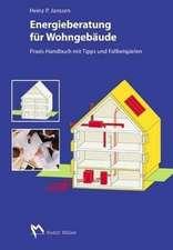Energieberatung für Wohngebäude