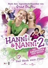 Hanni und Nanni - Das Buch zum Film 2: Copii peste 10 ani