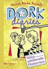 DORK Diaries 07. Nikkis (nicht ganz so) schillernde Filmkarriere