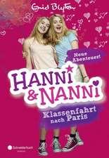 Hanni und Nanni - Klassenfahrt nach Paris