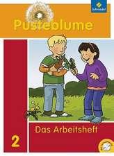 Pusteblume. Das Sprachbuch 2. Arbeitsheft mit CD-ROM. Nordrhein-Westfalen