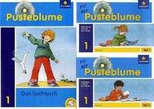 Pusteblume. Das Sachbuch. Arbeitsheft mit CD-ROM. Niedersachsen, Rheinland-Pfalz