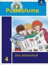 Pusteblume. Das Sachbuch 4. Arbeitsheft. Niedersachsen