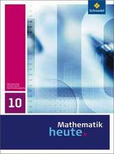 Mathematik heute 10. Schülerband. Sachsen-Anhalt