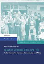Operation Crossroads Africa, 1958-1972