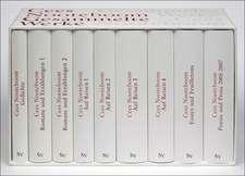 Gesammelte Werke in 9 Bänden